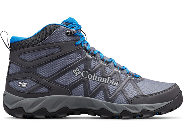Columbia Peakfreak X2 Outdry Botas Corte Medio Hombre, gris